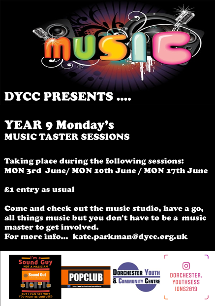 Year 9 Music Taster Sessions